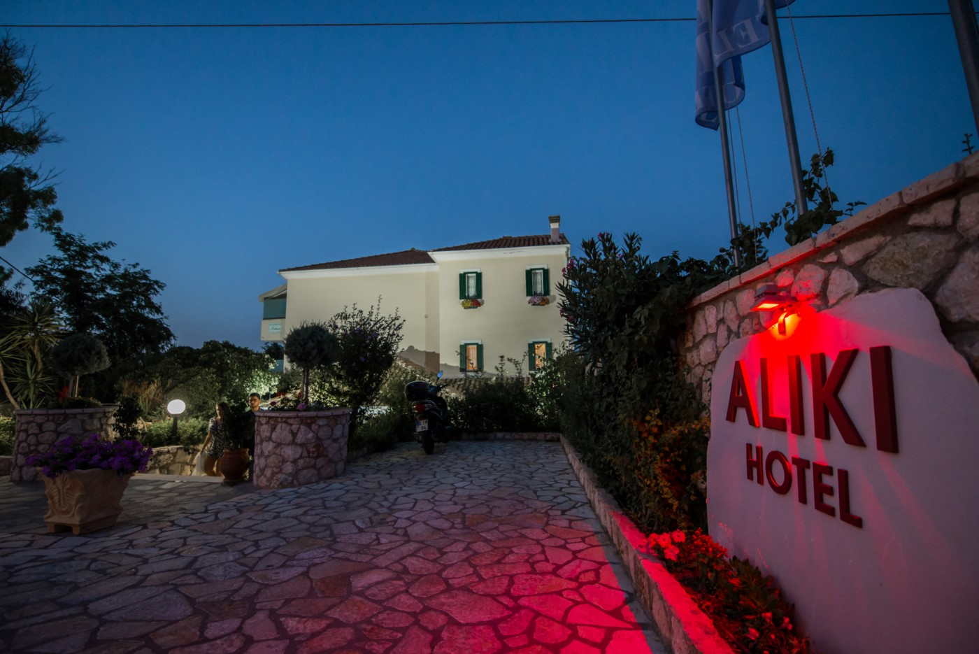 Aliki Hotel Photos